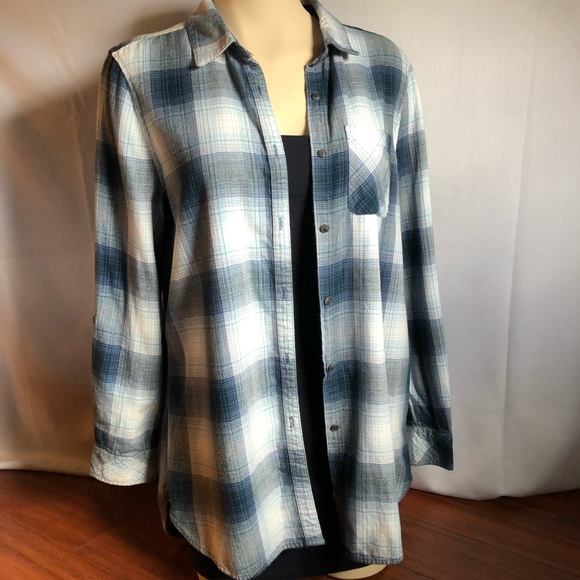 Boston traders flannel